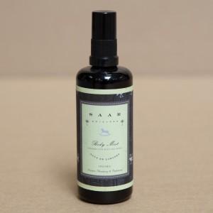 Tweede Kans product - SAAR Body Mist - Agua de Limones