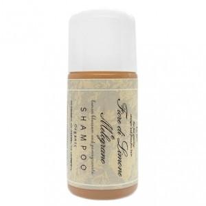 SAAR Biologische Shampoo Fiore di Limone & Melograno Mini (20 ml)