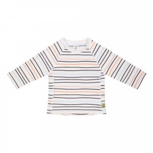 Lässig Splash & Fun UV T-Shirt Lange Mouwen Little Sailor Peach