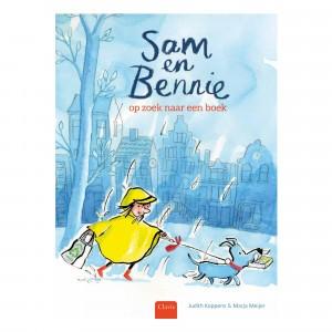 Clavis Leesboekje Sam en Bennie Op zoek naar een boek