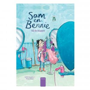 Clavis Leesboekje Sam en Bennie bij de kapper