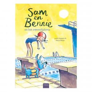 Clavis Leesboekje Sam en Bennie en het zwemdiploma