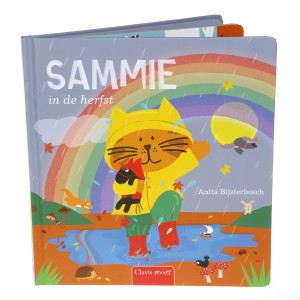 Clavis Leesboekje Sammie in de Herfst