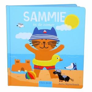 Clavis Leesboekje Sammie in de Zomer