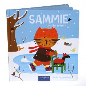 Clavis Leesboekje Sammie in de Winter