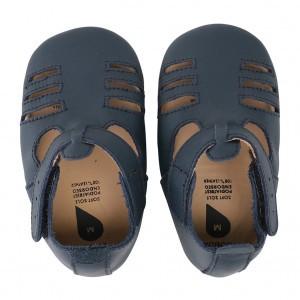 Bobux Soft Soles Sandaaltjes Navy