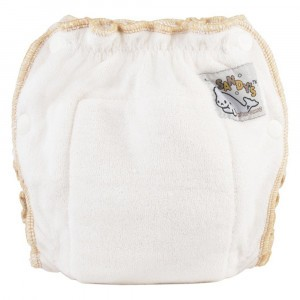 Mother ease Sandy's Bamboe luier XL (15,5-20,5kg)