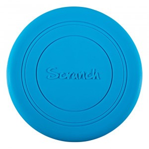 Scrunch Frisbee Blue