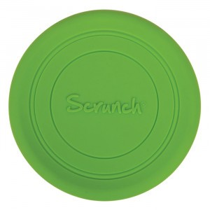 Scrunch Frisbee Green