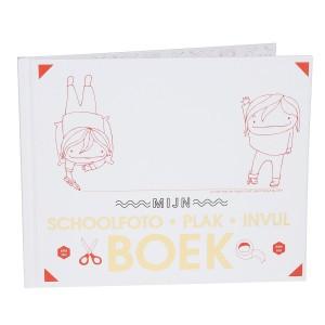 Lannoo Schoolfoto Plak Invulboek Mama Baas