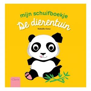 Clavis Mijn schuifboekje De dierentuin