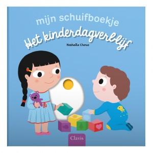 Clavis Mijn schuifboekje Het kinderdagverblijf