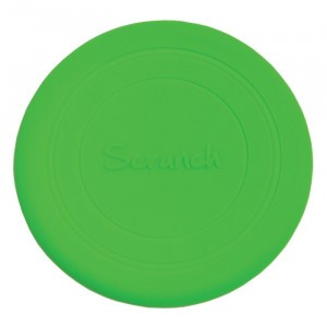Scrunch Frisbee Lime Green