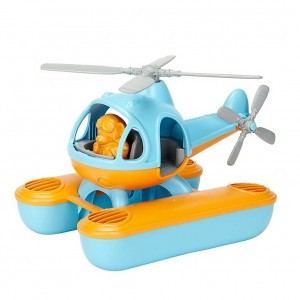 Green Toys Waterhelikopter Blauw