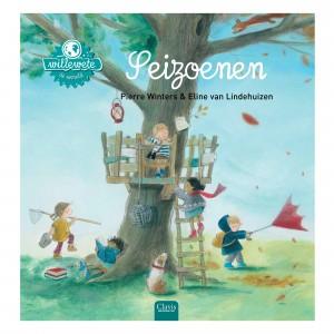 Clavis 'Willewete' Informatief Prentenboek Seizoenen
