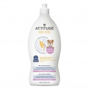 Attitude Sensitive Skin Afwasmiddel 700ml