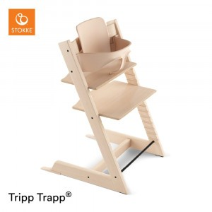 Stokke Tripp Trapp Stoel Natural + Babyset Natural