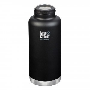 Klean Kanteen Thermos Insulated TKWide Café Cap (946 ml) Shale Black