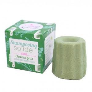 Lamazuna Shampoo Vet haar - Geur van wild gras