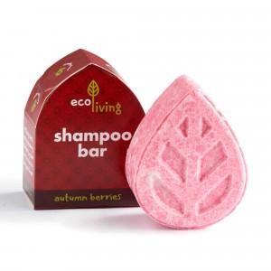 Ecoliving Shampoo Bar Herfstbessen (85 gr)
