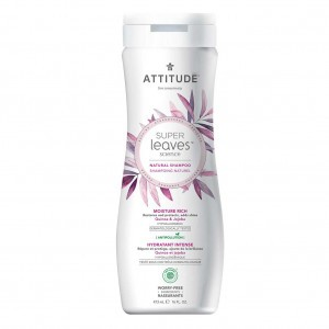 Attitude Super Leaves Shampoo - Moisture Rich