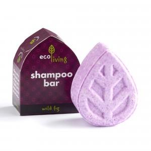 Ecoliving Shampoo Bar Wilde Vijgen (85 gr)