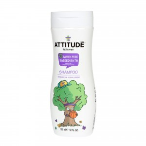 Attitude Little Ones Shampoo 355ml (geurvrij)