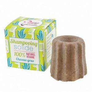 Lamazuna Shampoo Vet haar - Citroen Olie