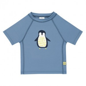 Lässig Splash & Fun UV T-Shirt Korte Mouwen Pinguïn