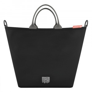 Greentom Shopper Zwart
