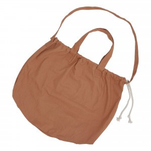 Haps Nordic Shopping Bag Terracotta