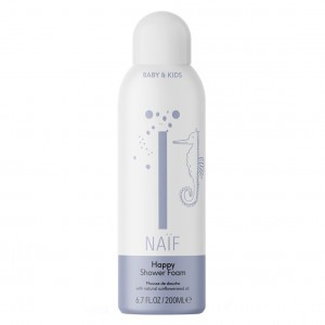 "Naïf Baby Doucheschuim ""Happy"" 200 ml"