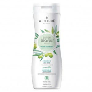 Attitude Super Leaves Shower Gel - Nourishing (473 ml)