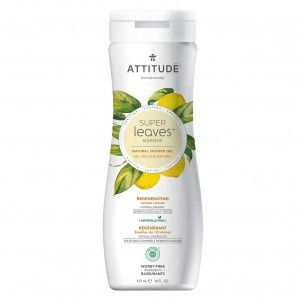 Attitude Super Leaves Shower Gel - Regenerating