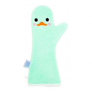 Invented 4 Kids Baby Shower Glove Kleine Zwaan Mint