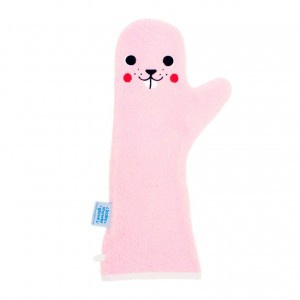 Invented 4 Kids Baby Shower Glove Bever Roze