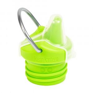 Klean Kanteen Kind Sippy Cap Green (voor Classic drinkbussen)