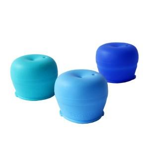 SipSnap Kid Blue Quench set van 3 stuks (Donkerblauw, Blauw, Aqua)