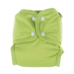 Little Lamb Sized Pocket Nappy Licht Groen maat 2 (9-17 kg)