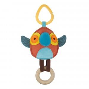 Skip Hop Wandelwagenspeelgoed Giraffe Safari Papegaai