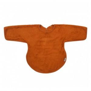 Timboo Slab met mouwen Inca Rust