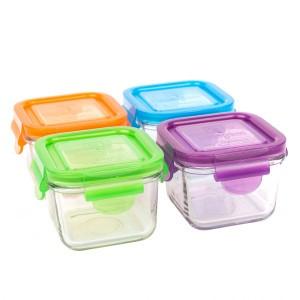 Wean Green Garden Pack Snack Cubes