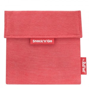 Roll'eat Snack'n Go Eco Rood