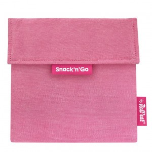 Roll'eat Snack'n Go Eco Roze
