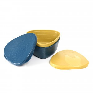 Light My Fire Snapbox Bio (2-pack) Yellow/Blue