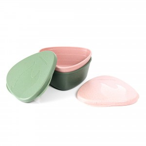 Light My Fire Snapbox Bio (2-pack) Green/Pink