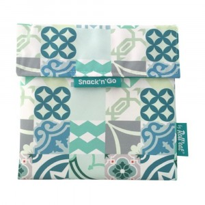 Roll'eat Snack'n Go Patchwork Green