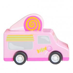Le Toy Van Sweets & Treats Pull Backs Snoep wagen