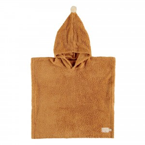 Nobodinoz So Cute Poncho (3-5 jaar) Caramel