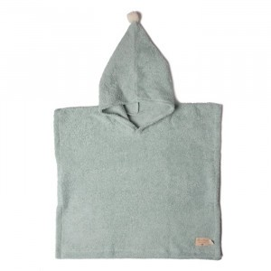 Nobodinoz So Cute Poncho (3-5 jaar) Green